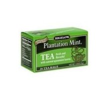 Bigelow Plantation Mint Tea (6x20 Bag)
