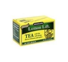 Levante la Bigelow Lemon Tea (6 x 20 bolsa)
