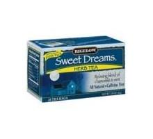 Té de hierbas dulces sueños de Bigelow (6 x 20 bolsa)