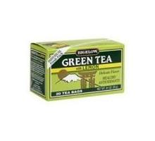 Bigelow té verde con limón (6 x 20 bolsa)