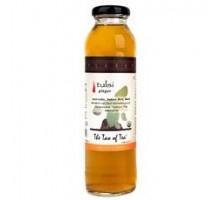 El Tao de la pura hoja Santo albahaca Tulsi jengibre té (12x11.5oz)