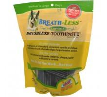 Crema dental Arca Naturals sin escobillas (1x12oz)