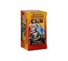 Celestial Seasonings Original India Spice Chai Tea (6x20 Bag)