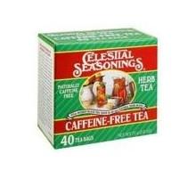 Té de hierbas sin cafeína de condimentos celestiales (6 x 40 bolsa)