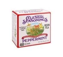 Celestial Seasonings Peppermint Herb Tea (6x40 Bag)