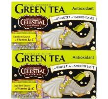 Condimentos celestiales antioxidante té verde (6 x 20 bolsa)
