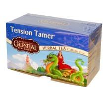 Té de hierbas Tamer tensión condimentos celestiales (6 x 20 bolsa)