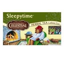 Té de hierba de Sleepytime condimentos celestiales (6x20bag)