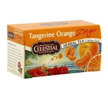 Té de hierba naranja mandarina condimentos celestiales (6x20bag)