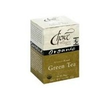 Selección de tés orgánicos mezcla clásico té verde (6 x 16 bolso)