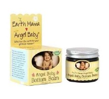 Earth Mama Angel Baby Baby Bottom Balm (1x2oz )