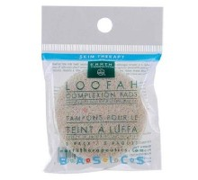 Discos de Earth Therapeutics Loof cara (1x3each)