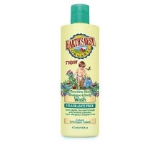 Earths Best Baby Care Shmp/bdywsh Frag Free (1x16oz )